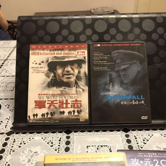 戰爭 科幻 電影 DVD 七隻