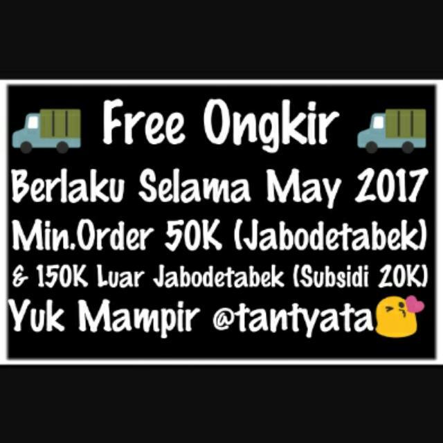 🚚 FREE ONGKIR👍