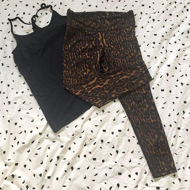 Active Wear Bundle - Size M/L