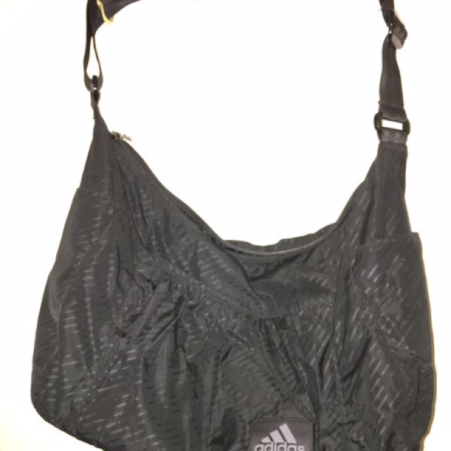 Adidas Cross Body Bag Black