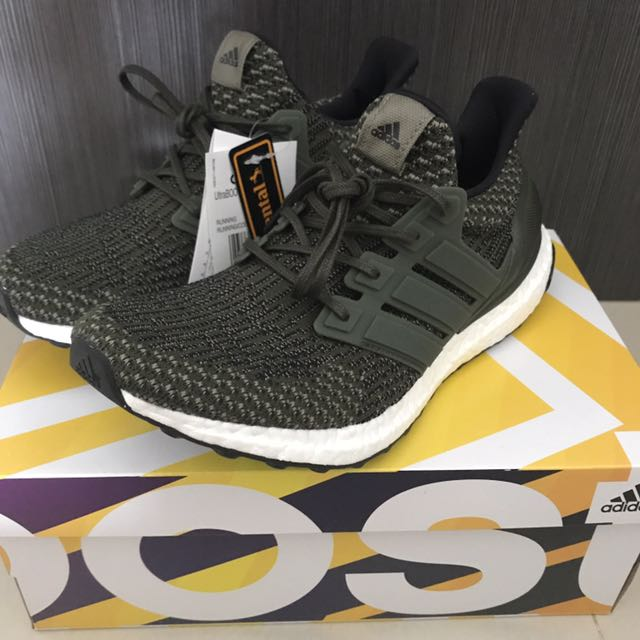 Adidas Ultra Boost 3.0 (Trace Cargo)