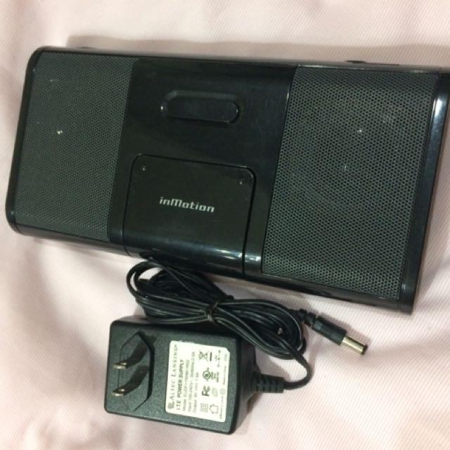 Altec Lansing Digital Speaker System for iPod