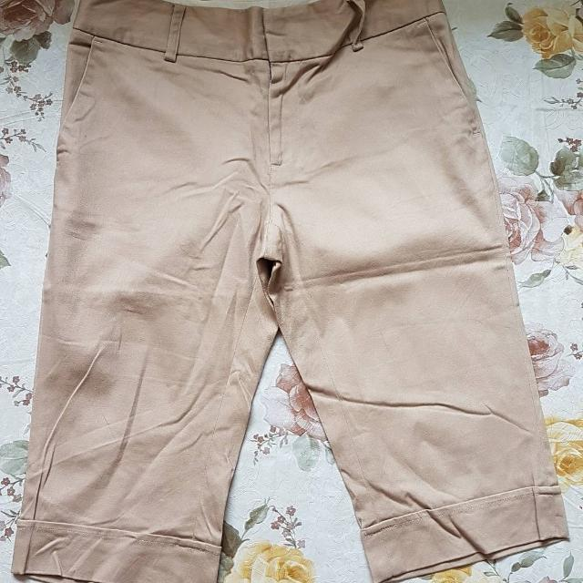 Arnesso Basic Pants size S / 26 Color : Creme