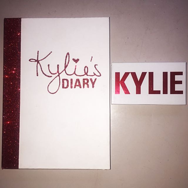 AUTHENTIC Kylie's Diary, Kiss Me Eyeshadow Duo