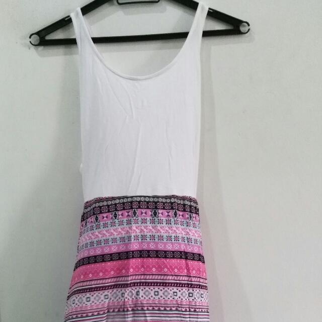 Bershka Tribal Dress
