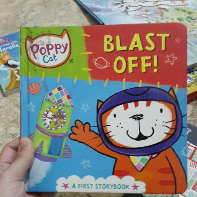 Blast Off Buku Anak2