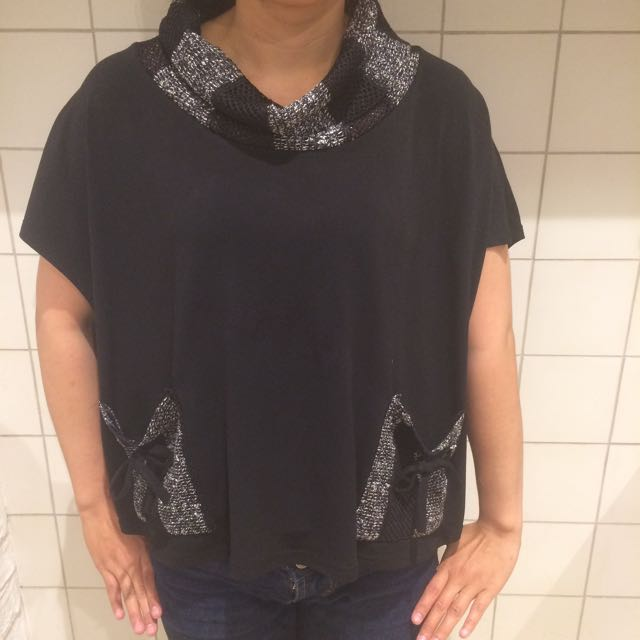 Blouse Black
