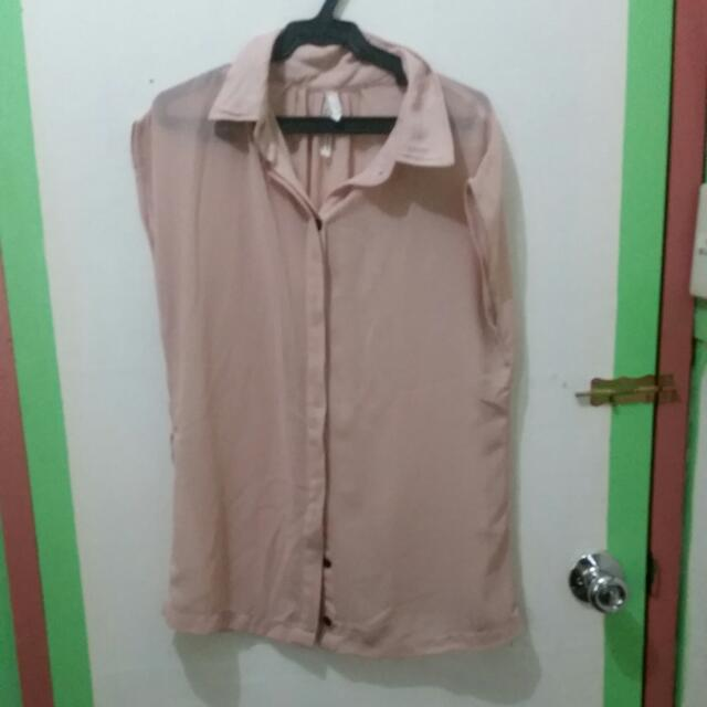 Blouse Fits To S-m
