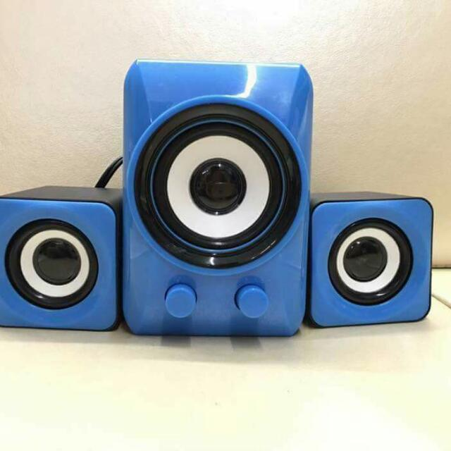 BLUETOOTH SPEAKER SET