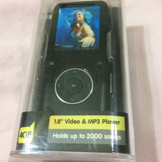"Brand New Dick Smith 1.8"" Video & MP3 Player"