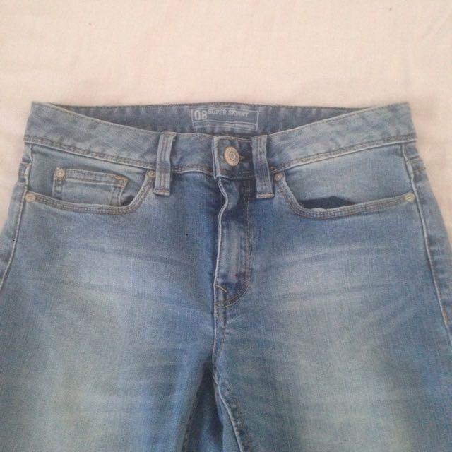 BRAND NEW jeanswest skinny jeans