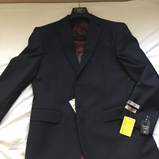 Brand New Suit With Pants