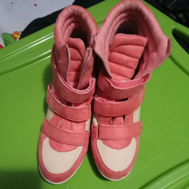 Call It Spring Summer Wedges Sneakers Size 9 US