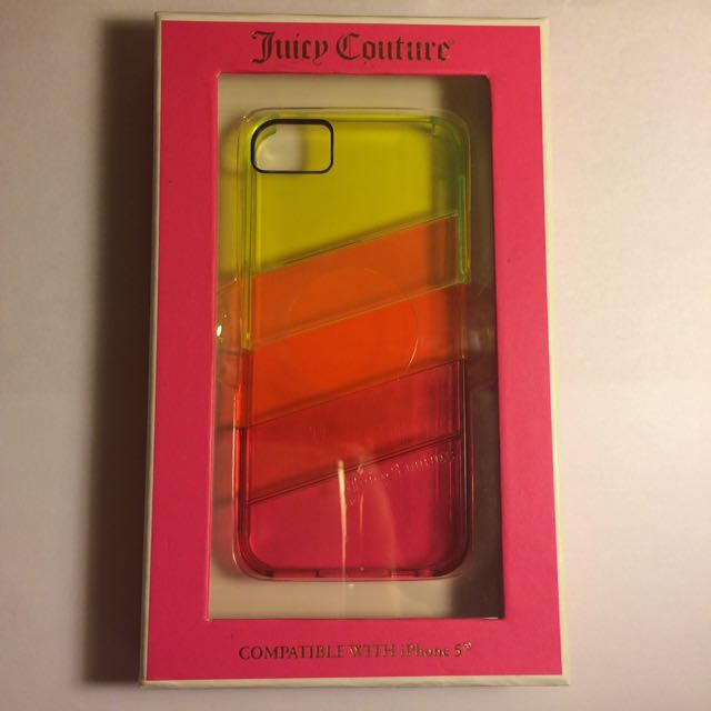 Case Iphone 5/5s Juicy Couture