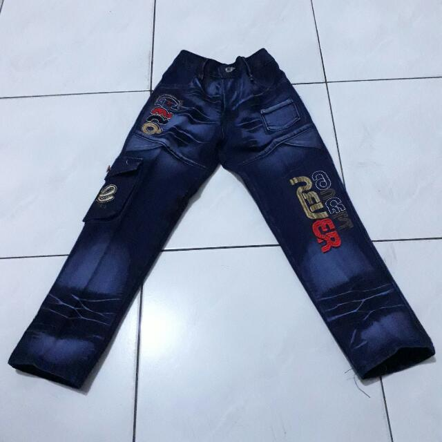 Celana Jeans Panjang Sz 8