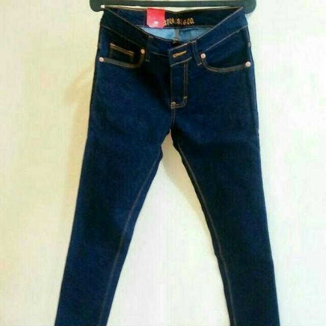 Celana Panjang Jeans Levi Strauss & Co. Size L