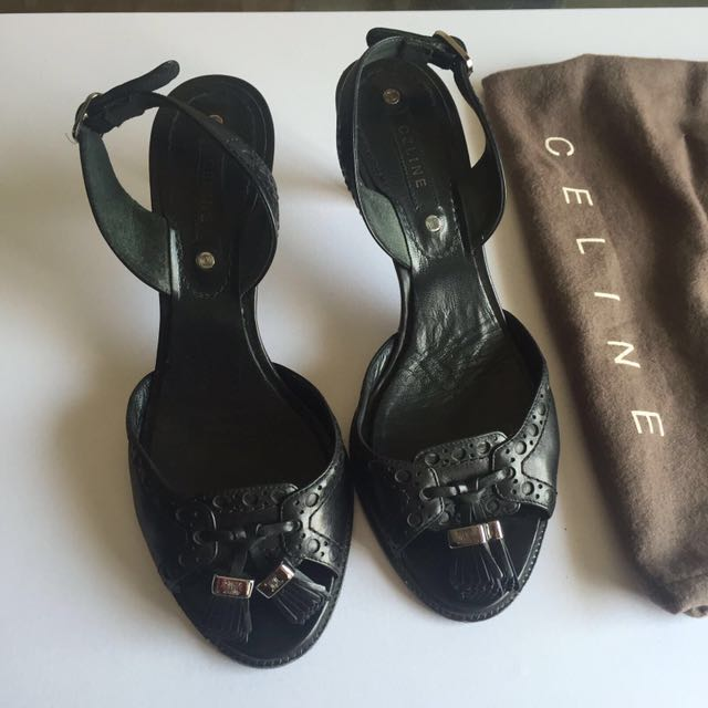 Celine Shoes Good Condition Size 37