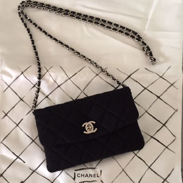 e22599dd456745 Chanel Sling Bag, Luxury, Bags & Wallets on Carousell