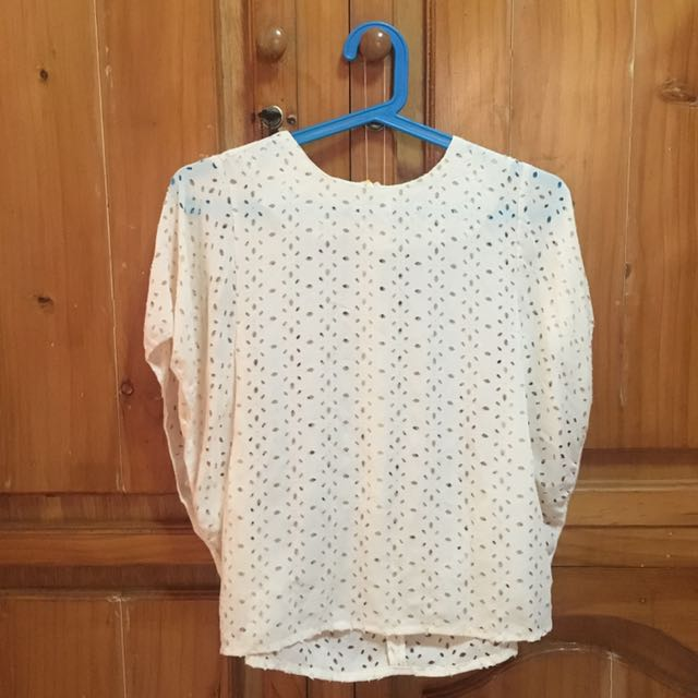 Charlie Perforated Top