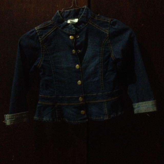 Kids-Denim Jacket