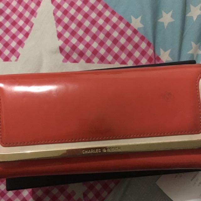 Dompet Charles N Keith Original Best Seller
