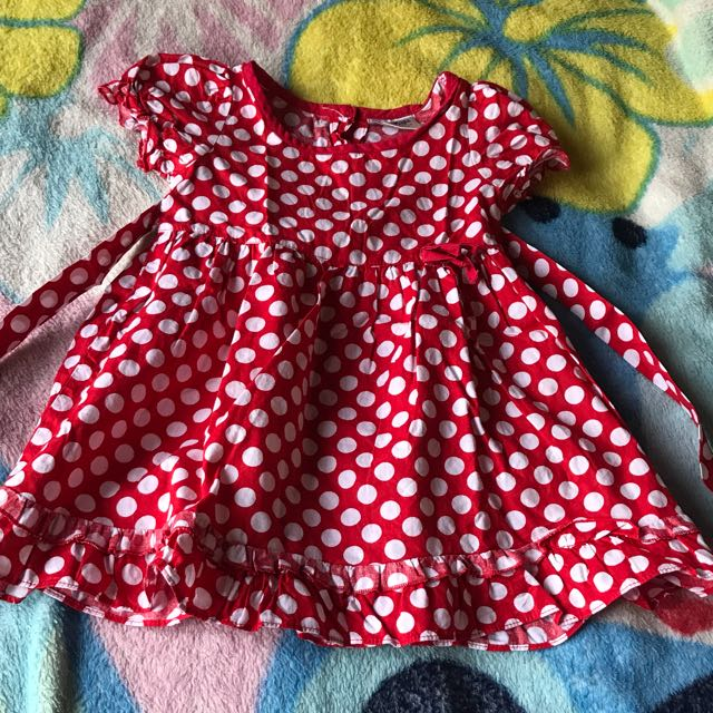 Dress Anak 1-3 Thn