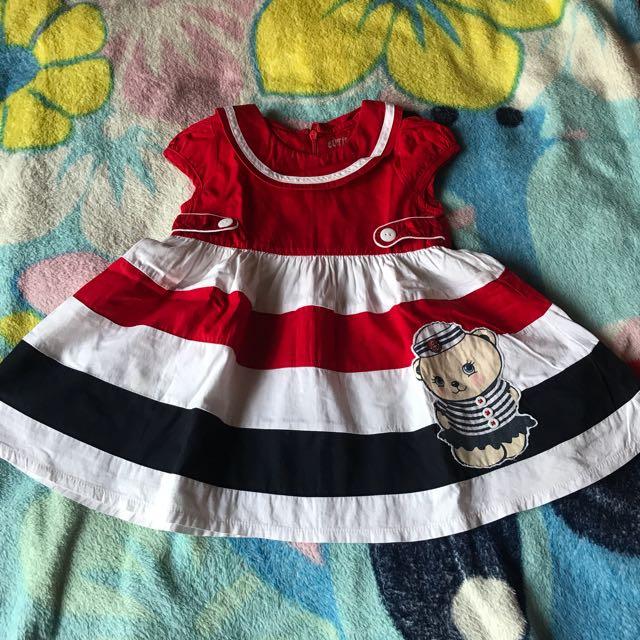 Dress Anak 1-3 Thun