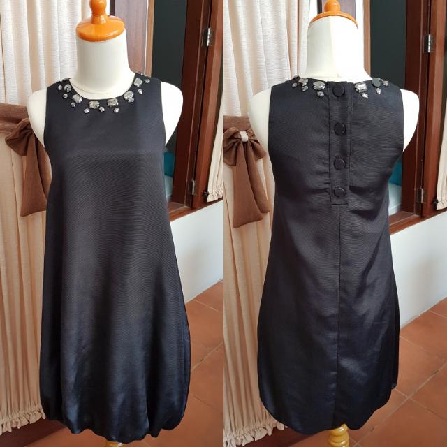 Dress Party Black BYSI size XS