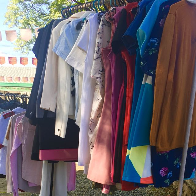 Dresses, Blazers, Blouses, Shirts, Jeans, Shorts And Many Others