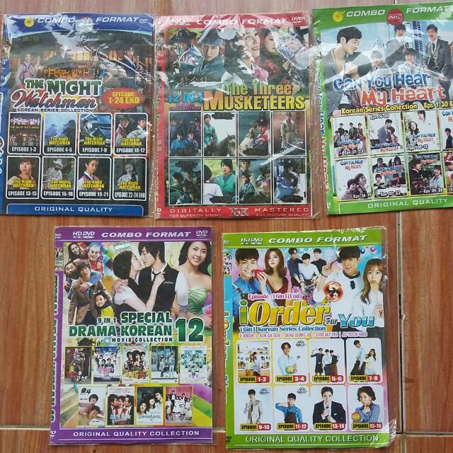 Dvd Korea Take All 10ribu
