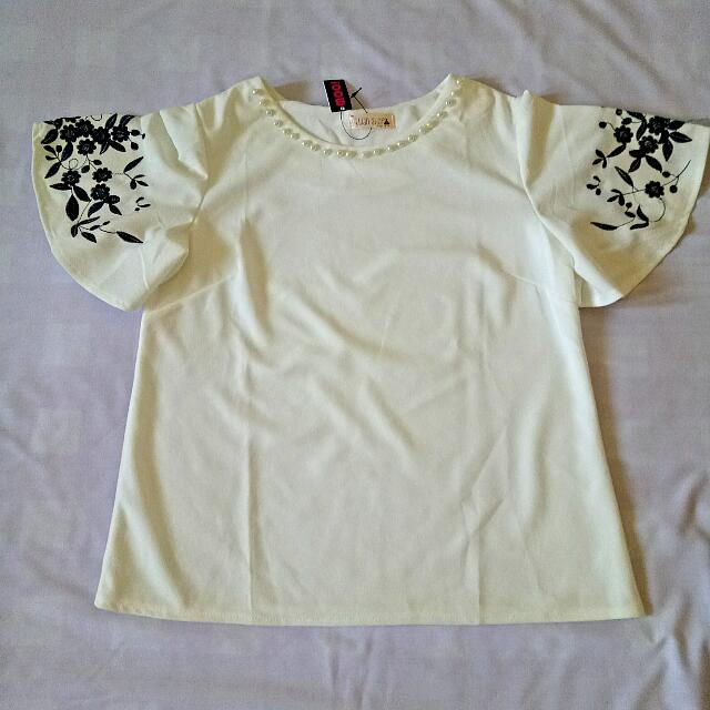 Embroidery Top (NEW)