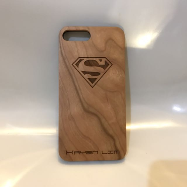 Engrave Your Own Wooden Phone Case!