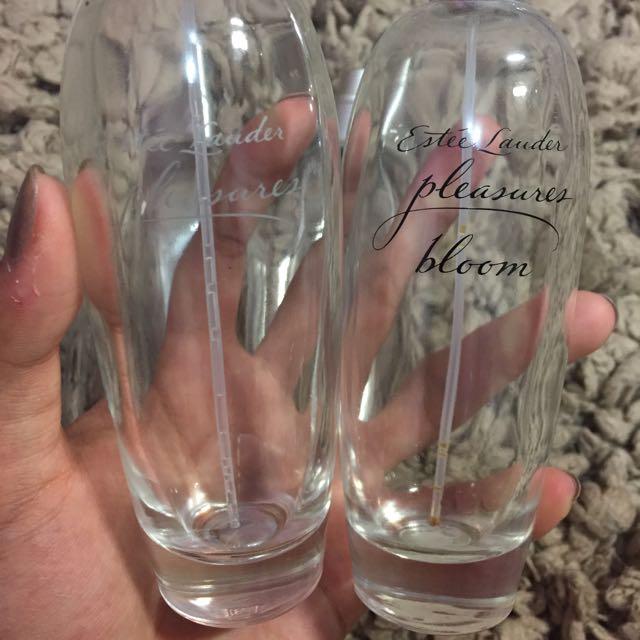Estee Lauder botol perfume kosong parfume