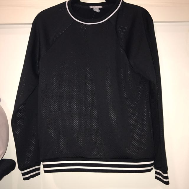 Forever21 Black&White Sweater