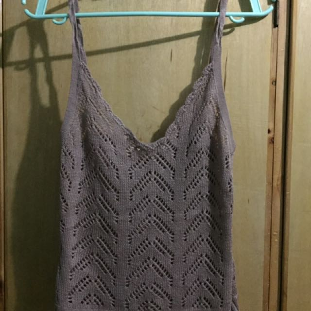 Forme Knitted Top