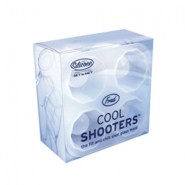 Fred Silicone Cool Shooters