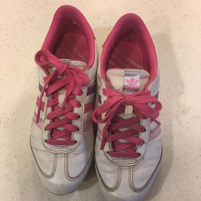 FREE Used Adidas Running Shoes