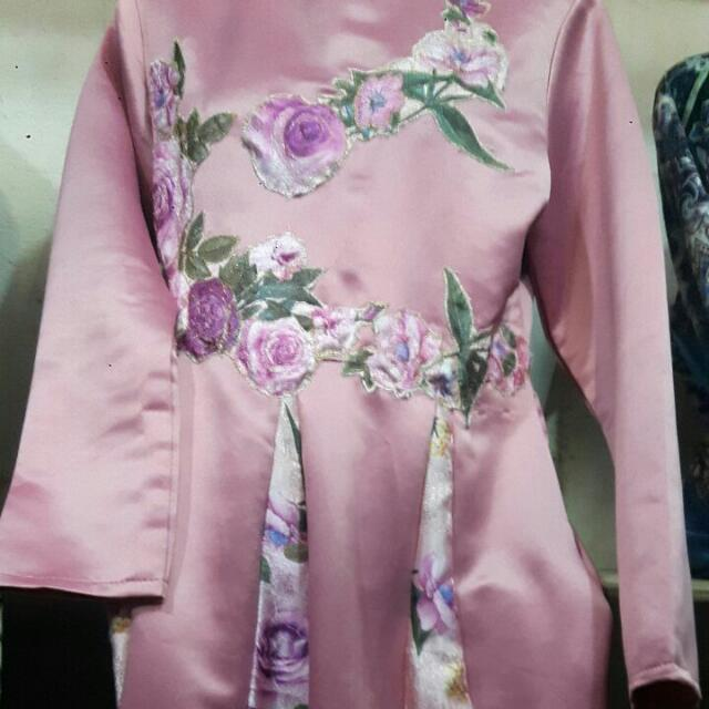 Gaun/ Dress Muslim