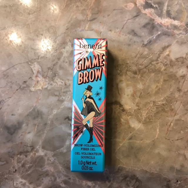 Gimme Brow: Brow Volumizing Fiber Gel (sample size)
