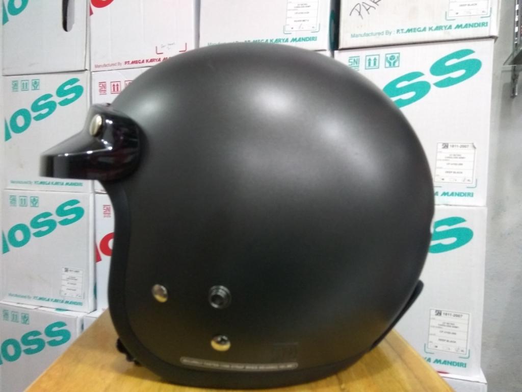 Helm Cargloss Cf Retro Black Doff Carglos Half Face Daftar Harga Yr Protect Espresso Brown Cokelat Tua Size M Gun Metal Aksesoris Mobil Di Carousell
