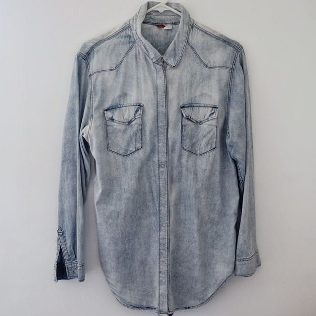 H&M Denim Longsleeves