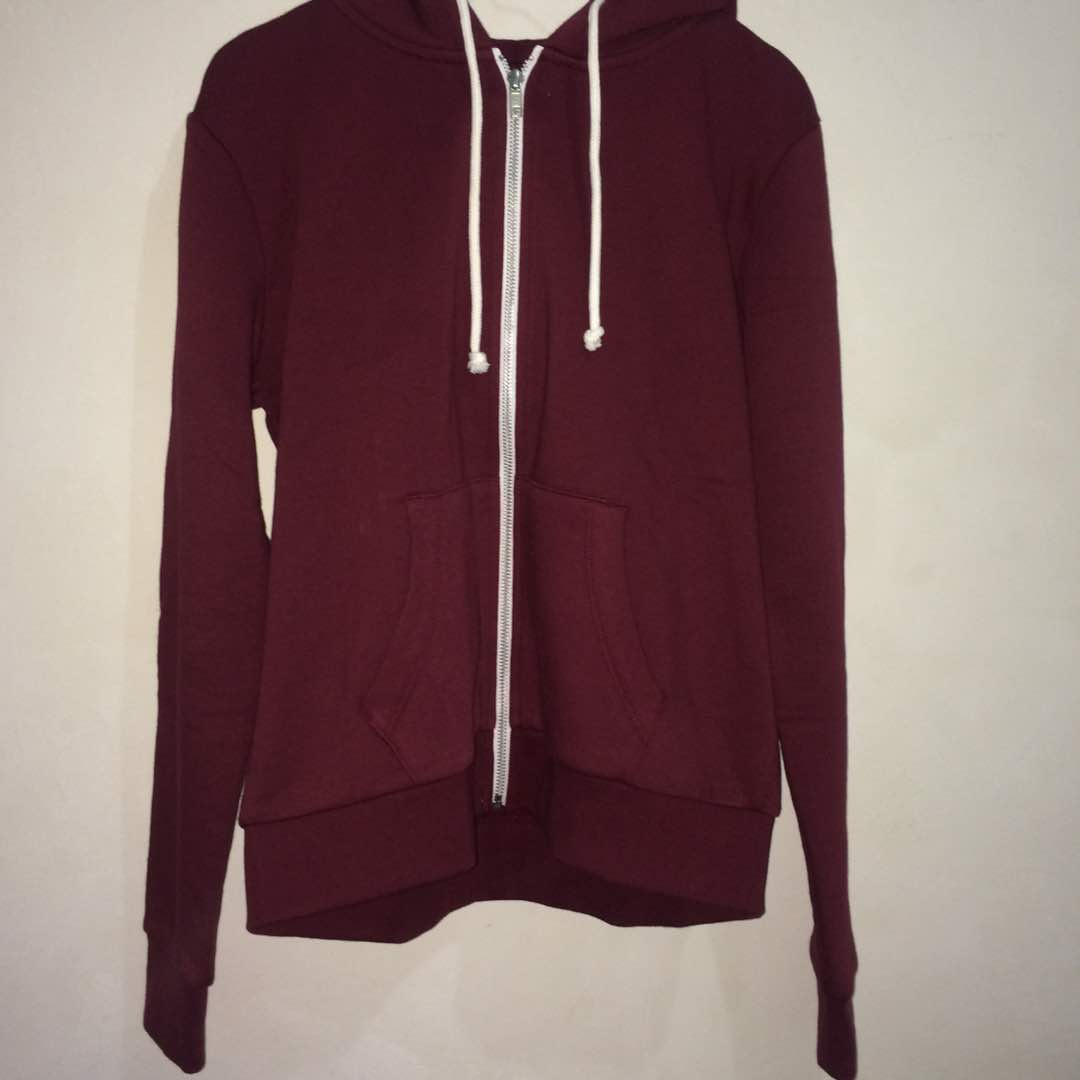 HnM Hoodie Red Color for Woman