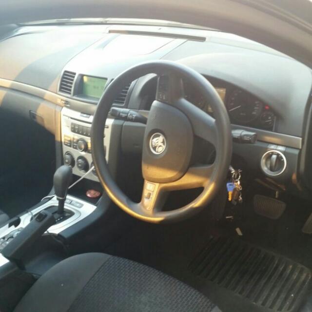 Holden omega 2009