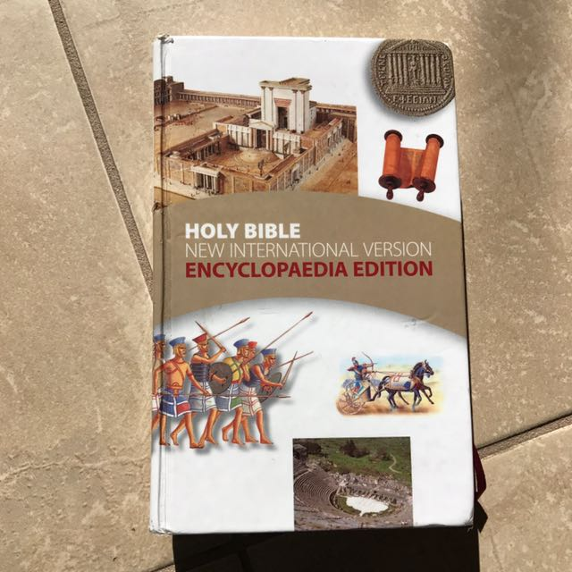 Holy Bible Encyclopaedia