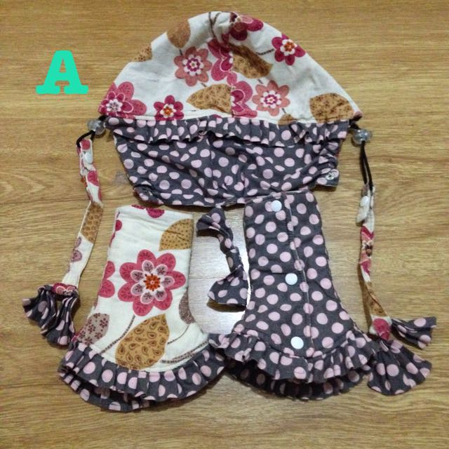 Hoody hood set for Standard Tula Carrier
