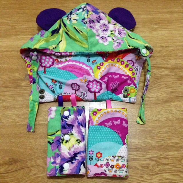 Hoody Hoody set for Standard Tula Carrier