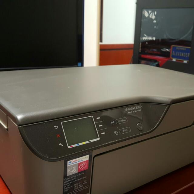 HP Deskjet 3070 A