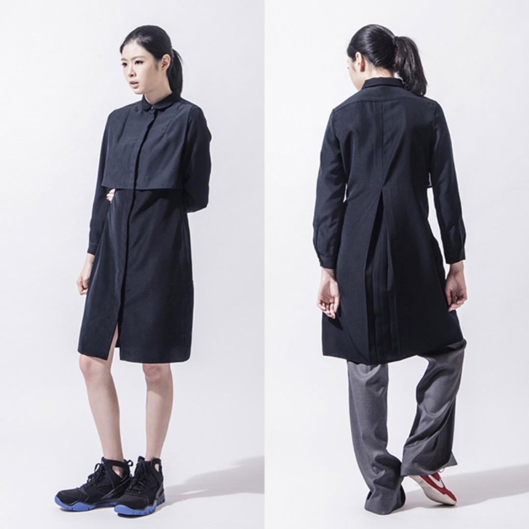台灣設計師品牌iohll設計感洋裝