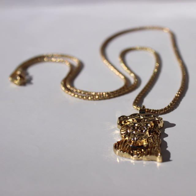 Jesus Piece Necklace