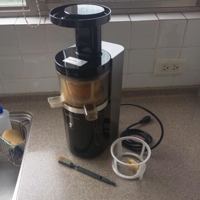 Juicepresso 疏果慢磨機
